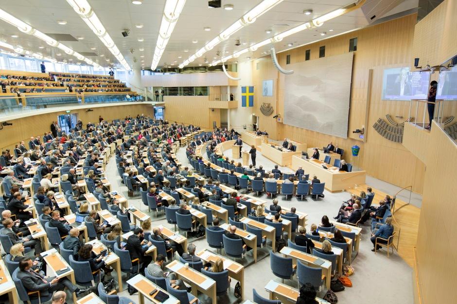 Partiledardebatt i riksdagen Källa Riksdagsförvaltningen